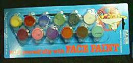 Palmer's face paints.jpg (10877 bytes)